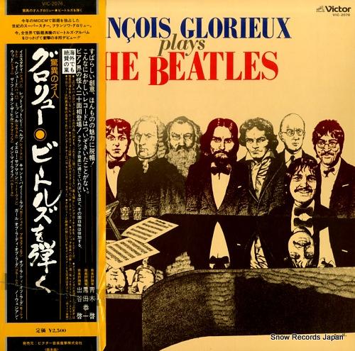 GLORIEUX, FRANCOIS plays the beatles