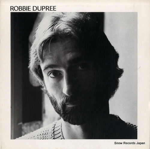 DUPREE, ROBBIE robbie dupree 6E-273 - front cover