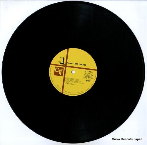 FARMER, ART yama LAX-3279 - disc