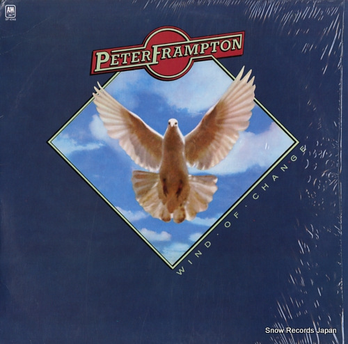 FRAMPTON, PETER wind of change SP4348 - front cover