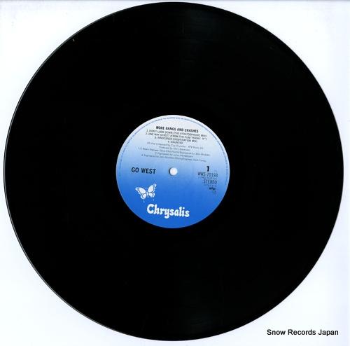 GO WEST more bangs & crashes WWS-70193 - disc