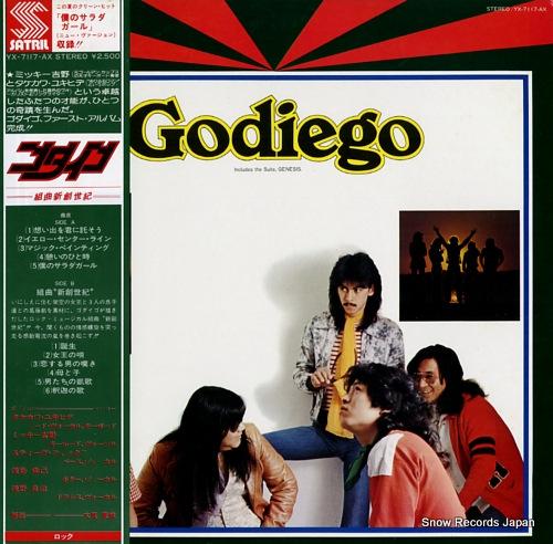 Godiego - I-Ro-Ha No