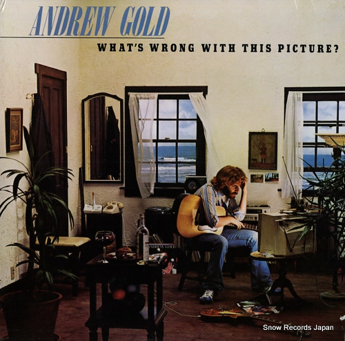 GOLD, ANDREW what's wrong with this picture 7E-1086 - front cover