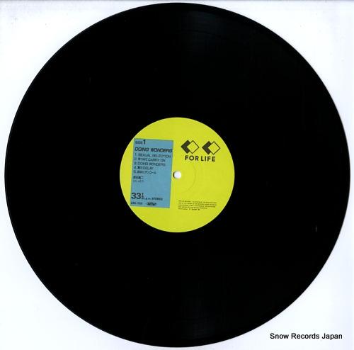 HARADA, SHINJI doing wonders 28K-120 - disc