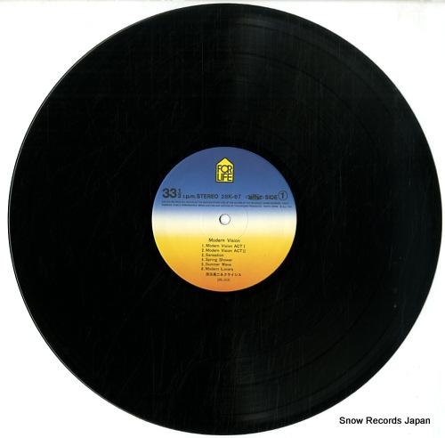HARADA, SHINJI modern vision 28K-67 - disc