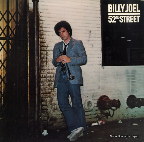 JOEL, BILLY 52nd street FC35609 - front cover