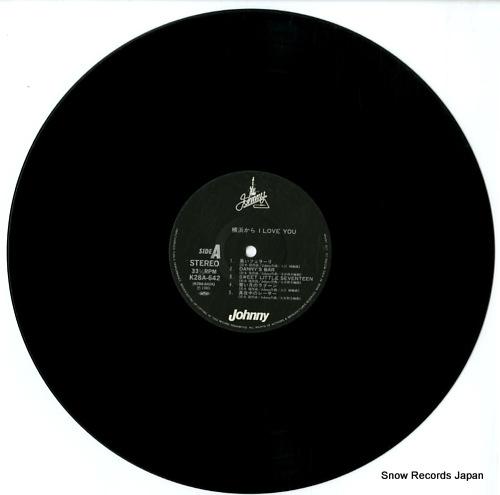 JOHNNY from yokohama i love you K28A-642 - disc