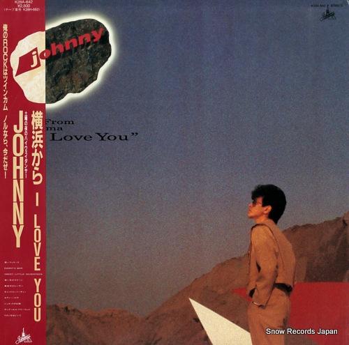 JOHNNY from yokohama i love you K28A-642 - front cover