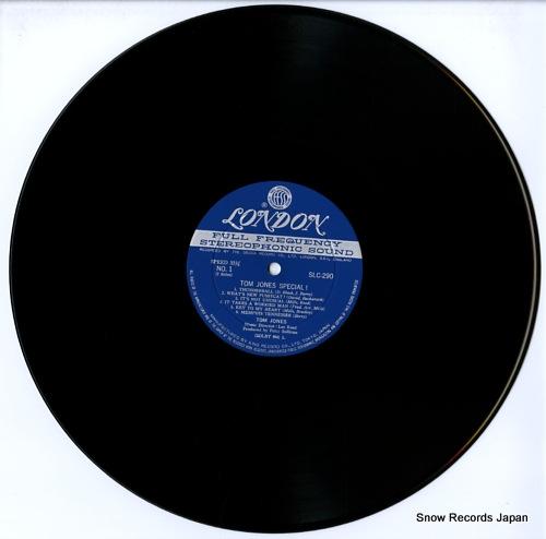 JONES, TOM special SLC290 - disc