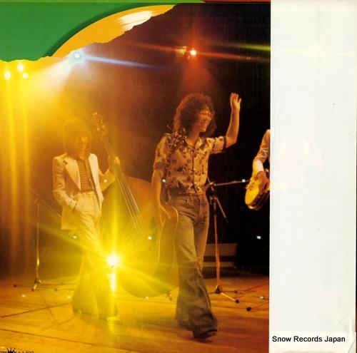 KAGUYAHIME live GW-4009 - back cover