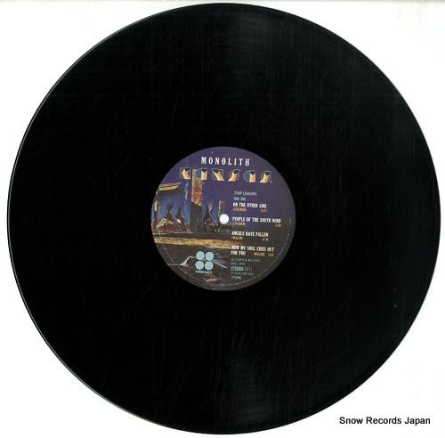 KANSAS monolith 25AP1590 - disc
