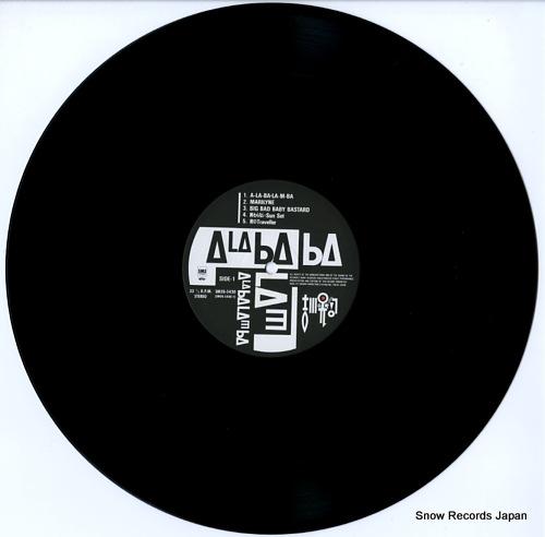 KIKKAWA, KOJI a-la-ba la-m-ba SM28-5430 - disc