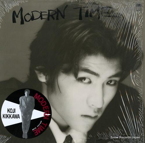 KIKKAWA, KOJI modern time SM28-5424 - front cover