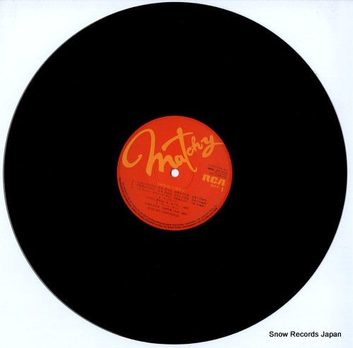 KONDOH, MASAHIKO banzai RHL-8308 - disc