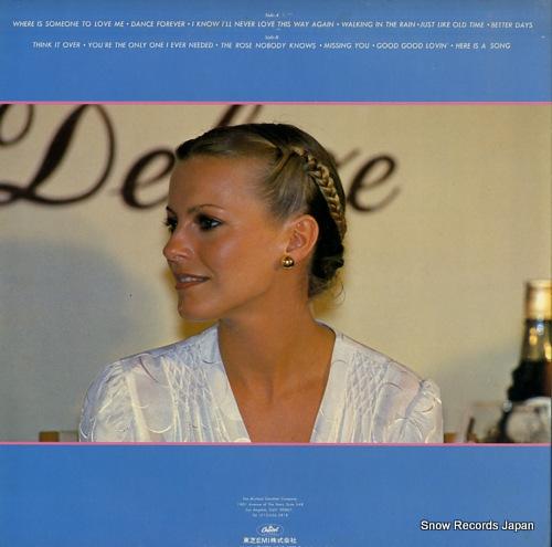 LADD, CHERYL the best of cheryl ladd ECS-91001 - back cover