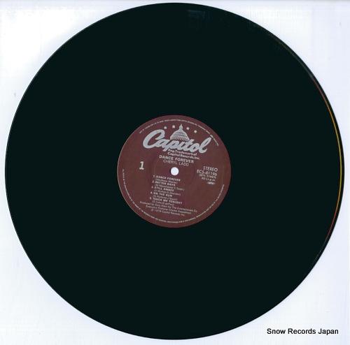LADD, CHERYL dance forever ECS-81196 - disc