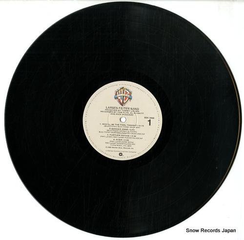 LARSEN-FEITEN BAND larsen-feiten band BSK3468 - disc