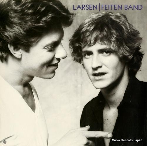 LARSEN-FEITEN BAND larsen-feiten band BSK3468 - front cover