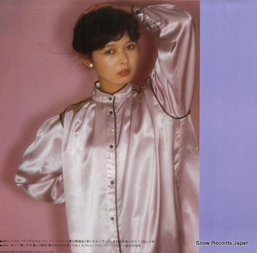 MIZUKOSHI, KEIKO lady MR3155 - back cover