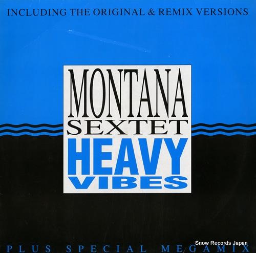 MONTANA SEXTET heavy vibes LP008-555161SPV - front cover