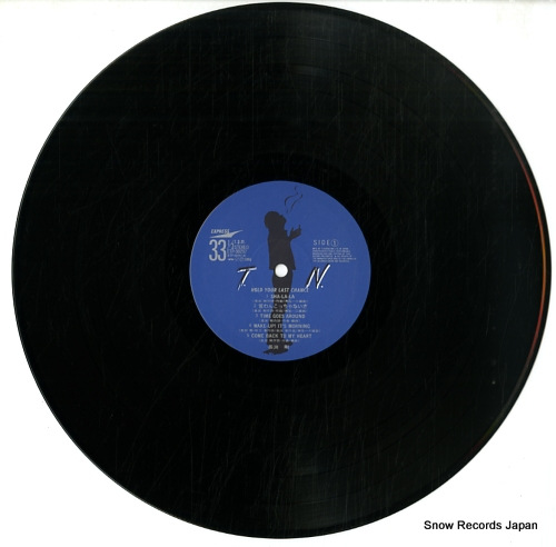 NAGABUCHI, TSUYOSHI hold your last chance ETP-90297 - disc