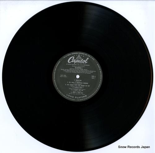 BLACKTON, JAY rodgers & hammerstein's oklahoma! 2LS-4 - disc