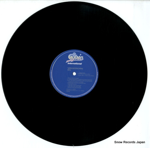 NENA ? (fragezeichen) 28.3P-544 - disc