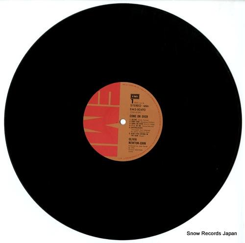 NEWTON-JOHN, OLIVIA come on over EMS-80490 - disc