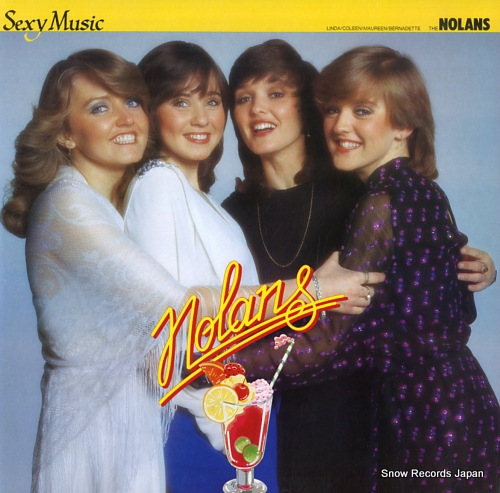 NOLANS, THE sexy music 28.3P-266 - front cover