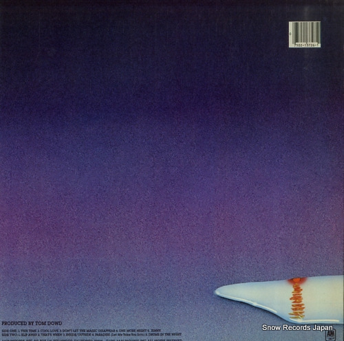 PABLO CRUISE reflector SP-3726 - back cover