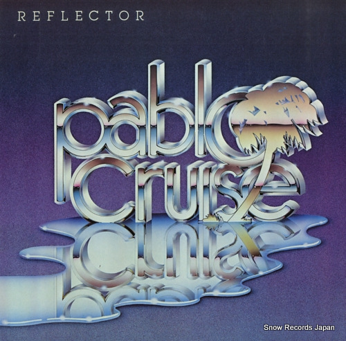 PABLO CRUISE reflector SP-3726 - front cover