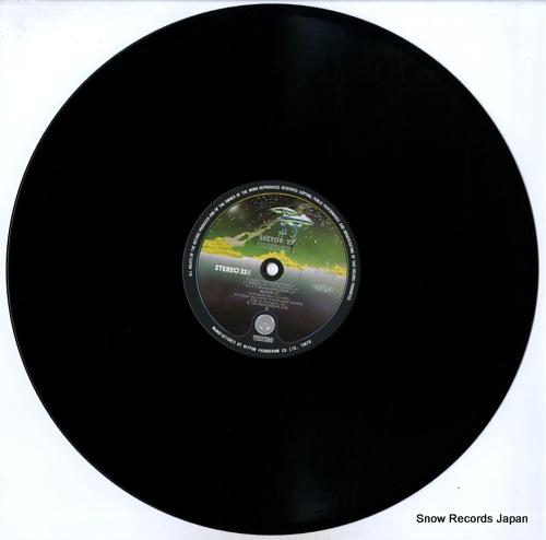 ROBINSON, TOM sector 27 RJ-7694 - disc