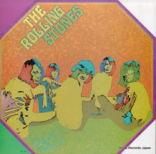 ROLLING STONES THE golden prize