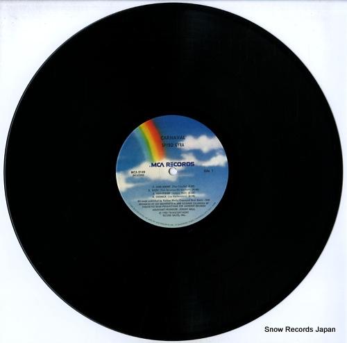 SPYRO GYRA carnaval MCA-5149 - disc