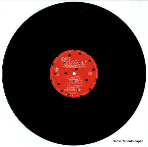 STEWART, ROD foolish behaviour P-10930W - disc