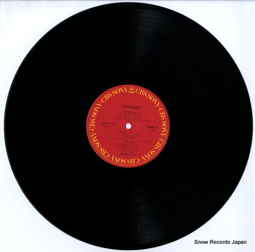 SUGI, MASAMICHI stargazer 28AH1519 - disc