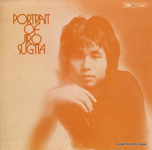 SUGITA, JIRO portrait of jiro sugita ETP-72130 - front cover