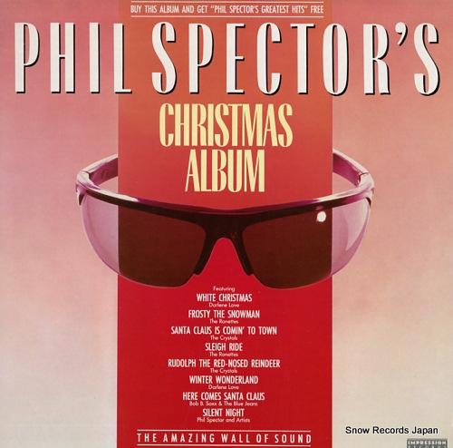 V/A phil spector's christmas album PSLP2