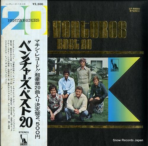 ザ・ベンチャーズ ベスト20 LP-99009
