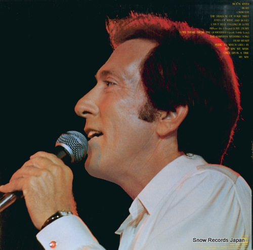 WILLIAMS, ANDY andy williams' show 28AP2246 - back cover