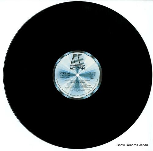 WONDER, STEVIE the woman in red VIL-6133 - disc