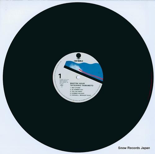 YAMAMOTO, TATSUHIKO martini hour WTP-90231 - disc