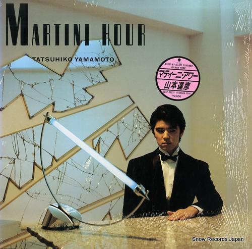 YAMAMOTO, TATSUHIKO martini hour WTP-90231 - front cover