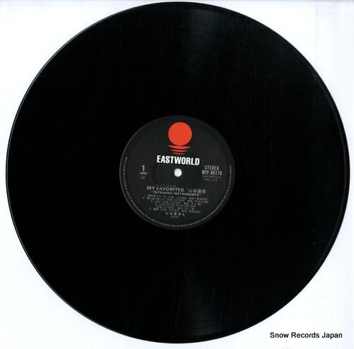 YAMAMOTO, TATSUHIKO my favorites WTP-80176 - disc