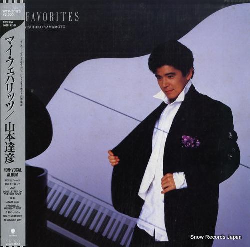 YAMAMOTO, TATSUHIKO my favorites WTP-80176 - front cover