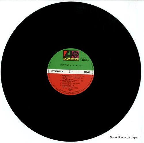 YANAGI, GEORGE hot tune L-12025A - disc