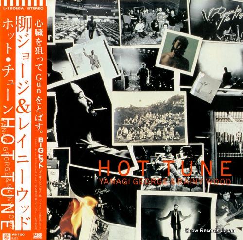 YANAGI, GEORGE hot tune L-12025A - front cover