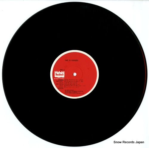 YANAGI, GEORGE time in changes BMC-4001 - disc