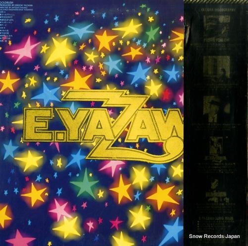 YAZAWA, EIKICHI goldrush 25AH485 - back cover