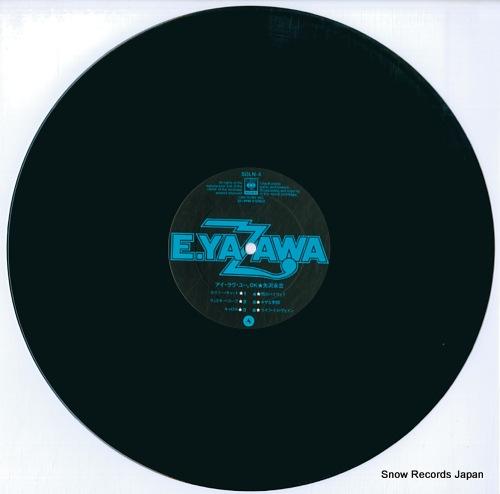 YAZAWA, EIKICHI i love you, ok SOLN-4 - disc